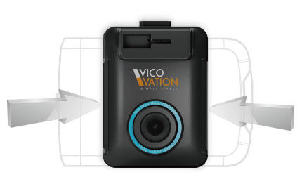Vico-Marcus1 - a very compact dashcam