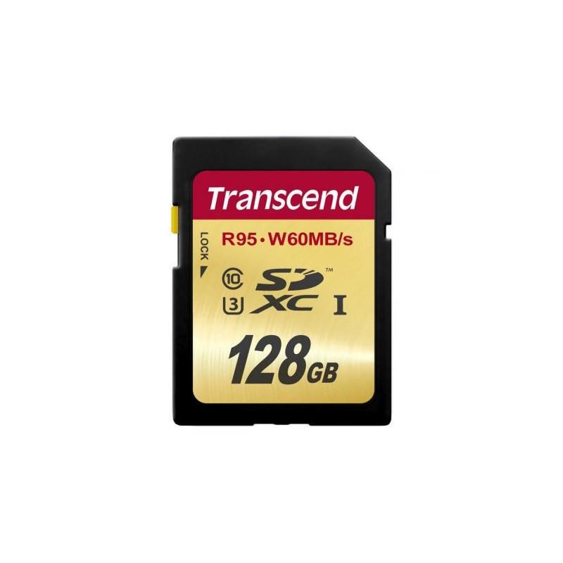 SDXC 128GB Karta pamięci SD UHS-I U3