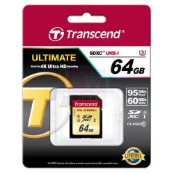 SDXC 64GB SD Speicherkarte UHS-I U3