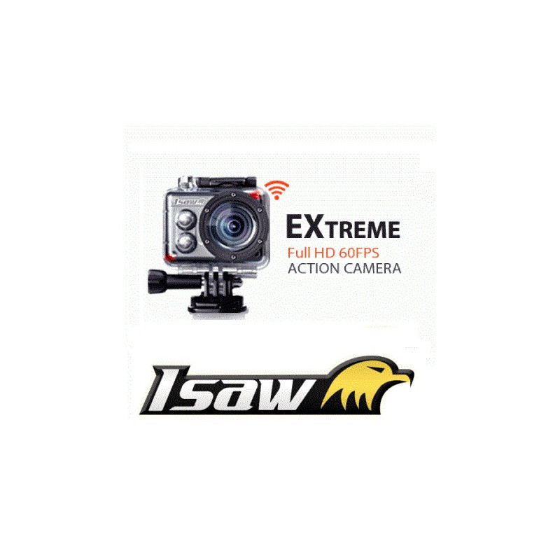 ISAW EXTREME Sports Action cam Full HD